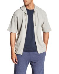 William Rast - Rowan Zip-up Hoodie - Lyst