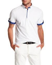 Maceoo - Short Sleeve Polo Shirt - Lyst