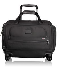 Tumi 4 Wheeled Compact Duffel Bag - Black