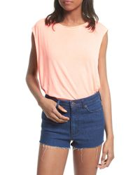 Urban Outfitters - The It Muscle Tee - Lyst