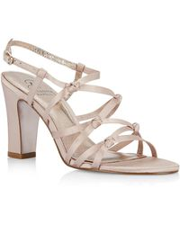 Adrianna Papell - Adelson Block Heel Sandal - Lyst