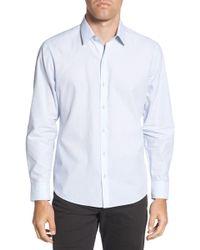 Zachary Prell - Aggrey Regular Fit Sport Shirt - Lyst