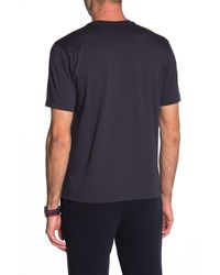 Brooks Brothers Crew Neck T-shirt - Blue