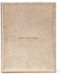 Thacker NYC - Globetrotter Leather Passport Book - Lyst