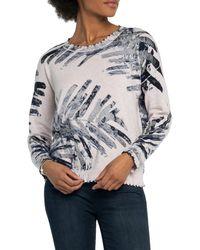 NIC+ZOE Juniper Sweater - Multicolour