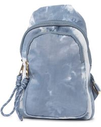 Urban Expressions Ace Sling Bag - Blue