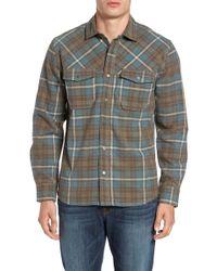 Jeremiah - Ranger Plaid Regular Fit Shirt - Lyst