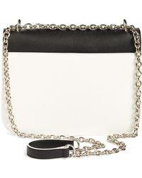 Chelsea28 - Dahlia Faux Leather Shoulder Bag - Lyst