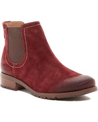 Söfft - Selby Suede Chelsea Boot - Lyst