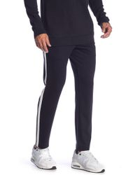 Lindbergh - Relaxed Side Stripe Pants - Lyst