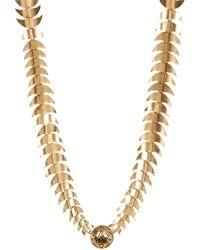 House of Harlow 1960 - Dorado Link Necklace - Lyst