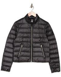 Mackage Mikka Zip Puffer Jacket - Black