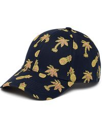 Wesc - Holiday Pineapple Snapback Cap - Lyst