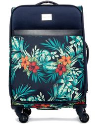 """Tommy Bahama - St. Kitts 20"""" Expandable Spinner Suitcase - Lyst"""