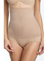 Spanx - Higher Power Shaping Brief - Lyst