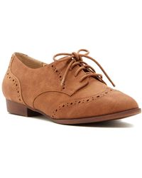 Restricted - Bayside Lace-up Oxford - Lyst