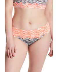 Becca - Cosmic Hipster Bikini Bottoms (plus Size) - Lyst