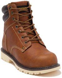 Khombu 6-inch Trent Boot - Brown