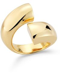 Elizabeth and James - Moore Twist Ring - Size 7 - Lyst