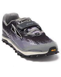 Altra King Mt 1.5 Athletic Sneaker - Black