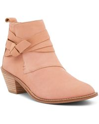Kelsi Dagger Brooklyn - Kingston Knotted Leather Boot - Lyst