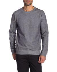 English Laundry - Crew Neck Raglan Sleeve Sweater - Lyst