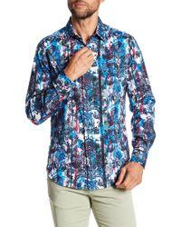 Robert Graham - Drew Circle Classic Fit Woven Shirt - Lyst