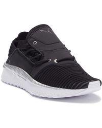 PUMA Tsugi Shinsei Evoknit Sneaker - Black
