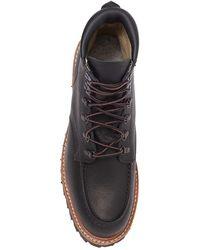 Red Wing Sawmill Leather Boot - Black