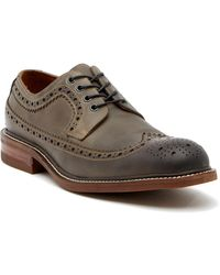 Kenneth Cole Reaction - Giles Wingtip Oxford - Lyst