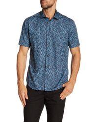 Robert Barakett - Summerside Woven Shirt - Lyst