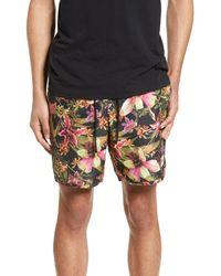 Herschel Supply Co. Voyage Alta Shorts - Multicolor