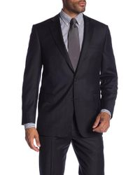 Brooks Brothers - Charcoal Pinstripe Classic Fit Suit Separates Jacket - Lyst