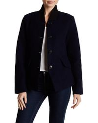 Pendleton - Charlotte Wool Blend Riding Jacket - Lyst
