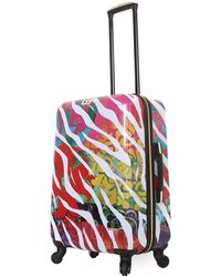 Halina Bee Sturgis Serengeti Reflections Luggage - Multicolour