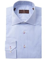 Robert Talbott - Striped Classic Fit Dress Shirt - Lyst