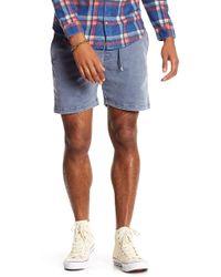 RVCA - Daylight Elastic Waist Shorts - Lyst