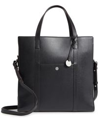 Lodis - Business Chic Nikita Rfid-protected Leather Tote - Lyst