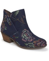 Me Too - Zena Ankle Boot - Lyst