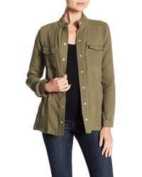 BB Dakota - Burnell Long Sleeve Jacket - Lyst