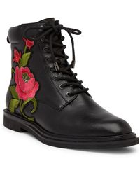 Kenneth Cole - Ashton 2 Embroidered Boot (women) - Lyst