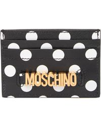 Moschino - Card Case - Lyst