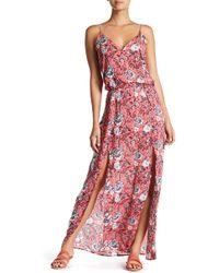 Sofia By Vix - Jardin Rose Maxi Dress - Lyst