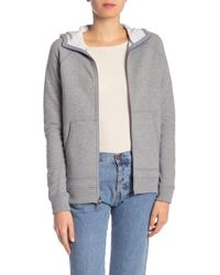 ... discount the north face re source full zip hoodie jacket lyst a57a8  b0dc7 feba5637f