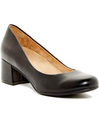 Naturalizer | Donelle Dress Pump - Wide Width Available | Lyst
