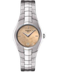 Tissot - Women's T10 Watch, 25mm - Lyst