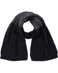Bickley + Mitchell Chunky Knit Scarf - Blue