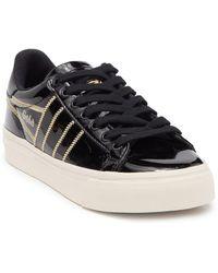 Gola Orchid Ii Patent Sneaker - Black