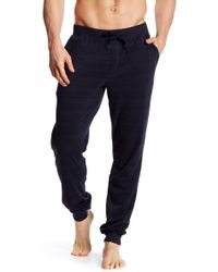 Bread & Boxers - Terry Jogger Pants - Lyst