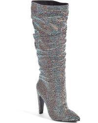 Steve Madden - Crushing Embellished Boot (women) - Lyst